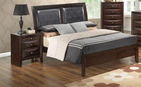 Glory Furniture G1525AKBN G1525 King Bedroom Sets