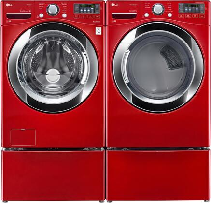 LG 706136 Washer and Dryer Combos