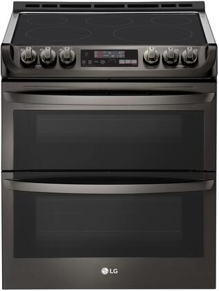 lg oven serial number location