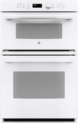 """GE JK3800 27"""" Built-In Combination Microwave/Oven with Self-Clean (Oven), 4.3 cu. ft. Oven Capacity, 1.7 cu. ft. Microwave Capacity, Sensor Cooking (Microwave), and Glass Touch Controls, in"""