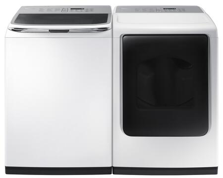 Samsung Appliance 690627 Washer and Dryer Combos