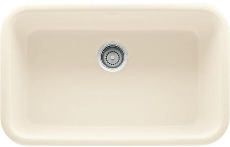 Franke Oak110 Oceania Series 30 Undermount Single Bowl Fireclay Sink