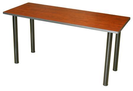 "Boss NTT2436 36""W x 24""D Training Table with 3mm PVC Edge Banding"