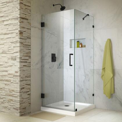 Unidoor Lux Shower Enclosure Open Door Small 09