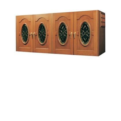 "Vinotemp VINO400CREDNAPVM 88"" Wine Cooler"