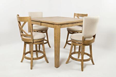 Jofran 91660SET5M Turner Dining Room Sets