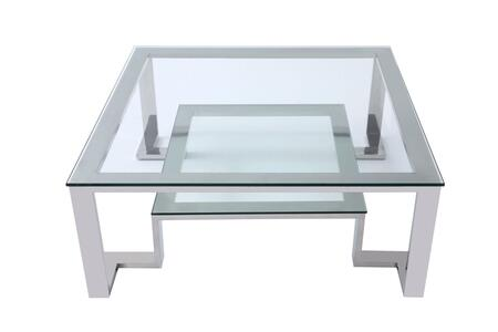 Whiteline Fab Fab Coffee Table CJ 1080