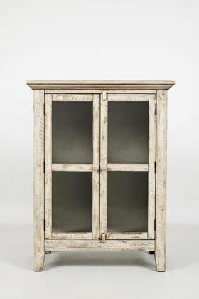 Jofran Rustic  Shores Collection 1610-XX X Accent Cabinet with XX in