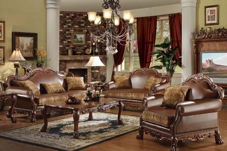 Acme Furniture 15160SLC Dresden Living Room Sets