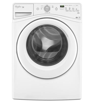 Whirlpool WFW70HEBW Duet Series Front Load Washer
