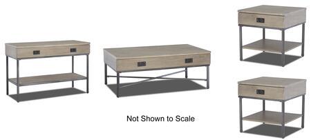Klaussner 355KL4PCRC2SERSKIT1 Shoal Creek Living Room Table