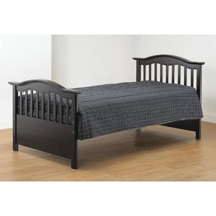Orbelle TB480ES  Twin Size Panel Bed