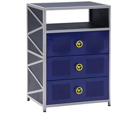 Powell 904018 Childrens Metal;PB;PVC Chest