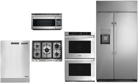 Dacor 717326 Renaissance Kitchen Appliance Packages
