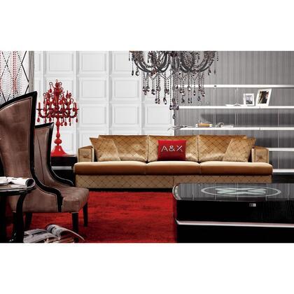 VIG Furniture AX003  Sofa Fabric Sofa