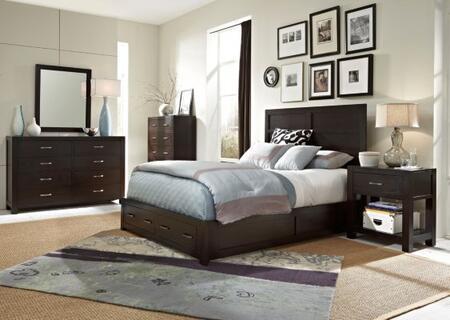 Broyhill PRIMOPANELCKSET Primo Vista California King Bedroom