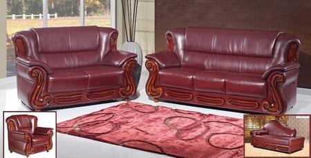 Meridian 632BURGSLCCH Bella Living Room Sets