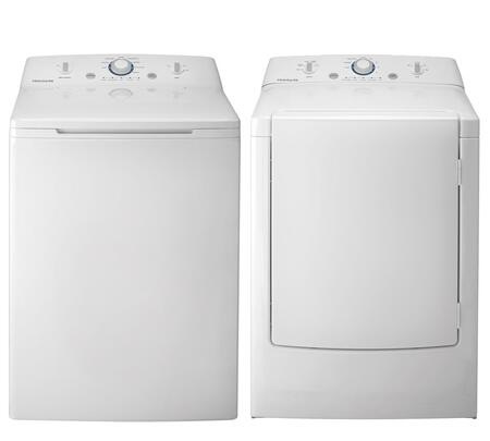 Frigidaire FG2PCTL27GWKIT1 Washer and Dryer Combos