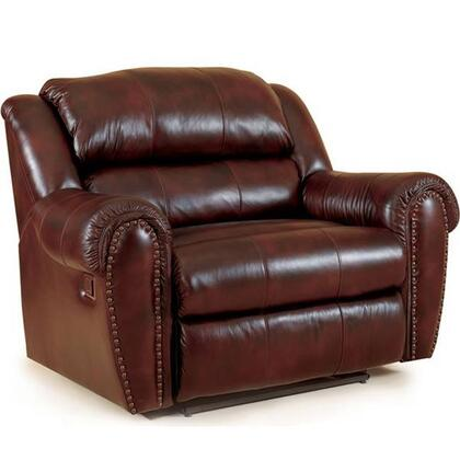 Lane Furniture 2141427542721 Summerlin Series Transitional Leather Wood Frame  Recliners