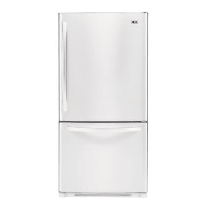 LG LDC22720SW Bottom Freezer Refrigerator