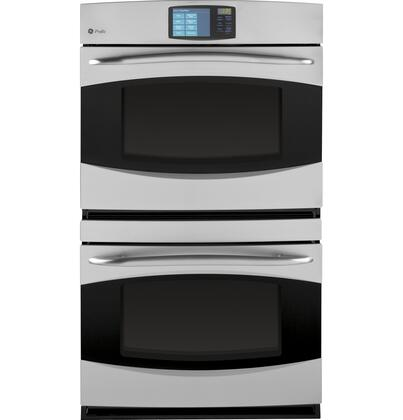 GE PT960SRSS Double Wall Oven
