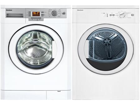 Blomberg 637139 Washer and Dryer Combos