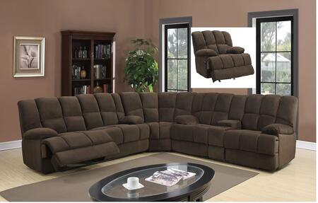 Global Furniture U201GGR U201 Living Room Sets
