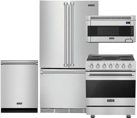 Viking 735444 3 Kitchen Appliance Packages