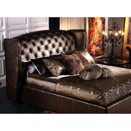 VIG Furniture AW218180Q Royal Series  Queen Size Platform Bed