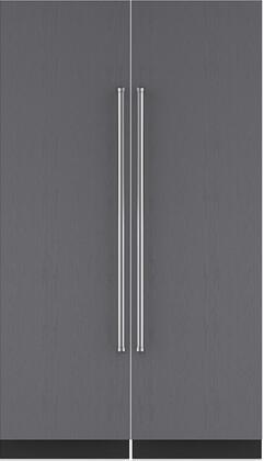 Sub-Zero 710321 Side-By-Side Refrigerators