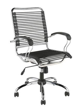 """Euro Style 02558 24""""  Office Chair"""