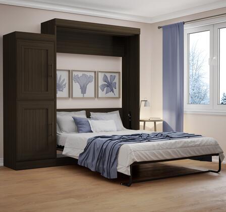 Bestar Furniture Edge Wall Bed
