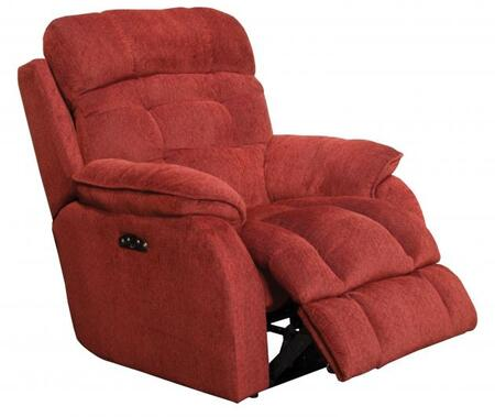 Catnapper 7647727177714 Crowley Series Fabric Metal Frame  Recliners