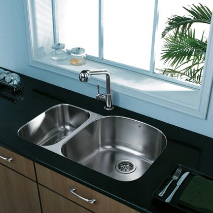 Vigo VG3121R Stainless Steel Kitchen Sink