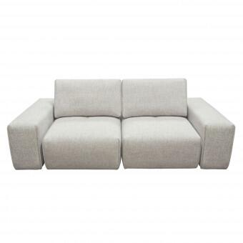 Diamond Sofa JAZZ2AC2ARLB Jazz Series Fabric Armchair with Wood Frame in Light Barley