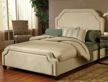 Hillsdale Furniture 1566BKRC Carlyle Series  King Size Panel Bed