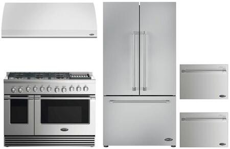 DCS 719364 Kitchen Appliance Packages