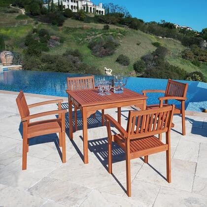 Vifah V1104SET1 Patio Tables