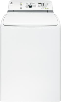 """GE GTWN7450DWW 28"""" 4.6 cu. ft. Top Load Washer, in White"""