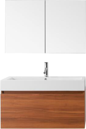 Virtu USA JS50339PL001 Single Vanity Sink