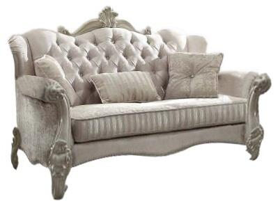 Acme Furniture 52105 Versailles Series Stationary Velvet Sofa
