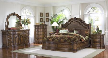 Beautiful Pulaski 66218012BDMC2N San Mateo King Bedroom Sets ...