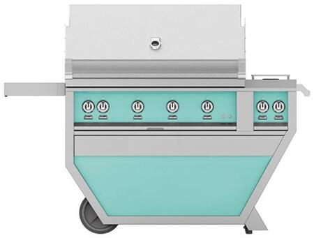 Hestan GMBR42CX2NGTQ Front View