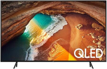 Samsung QN75Q60RAFXZA Front View