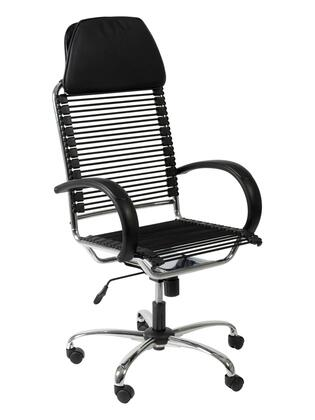 """Euro Style 02560 26"""" Contemporary Office Chair"""