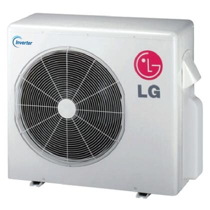 LG LMU187HV Mini Split Air Conditioner Cooling Area,