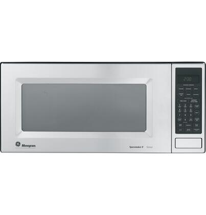 GE Monogram ZEM200SF Built In Microwave Oven