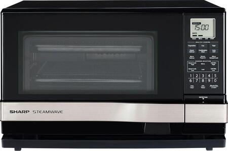 Sharp AX1100S Countertop Microwave