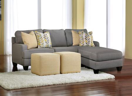 Milo Italia MI9452RSEC2OALLO Peyton Living Room Sets