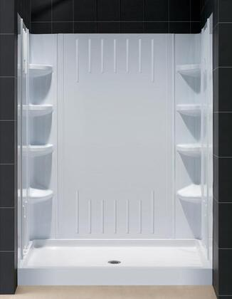 "DreamLine SHBW13 QWALL-3 X"" Shower Backwalls Kit"